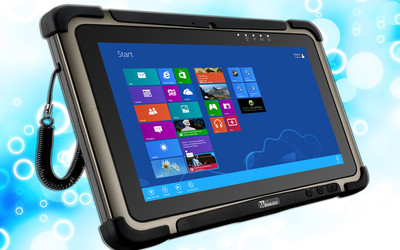 Winmate M101B rugged tablet