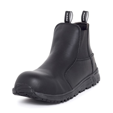 Mack safety boot tuned slip resistant