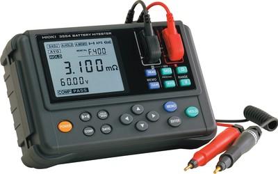 Hioki Battery HiTESTER 3554 battery tester