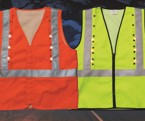 Intrinsically safe fras hi vis led vest 28safety solution mag 29