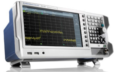 Rohde & Schwarz R&S FPC1000 spectrum analyser
