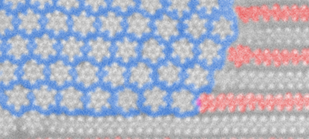 Star-spangled nanowires