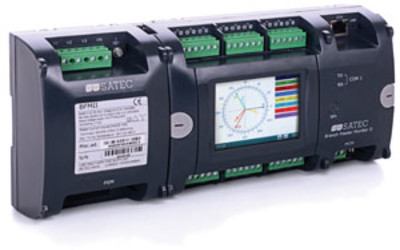 SATEC BFM II multicircuit energy metering