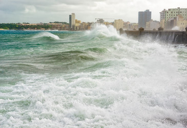 Storm chasers — predicting the future of coastal flooding