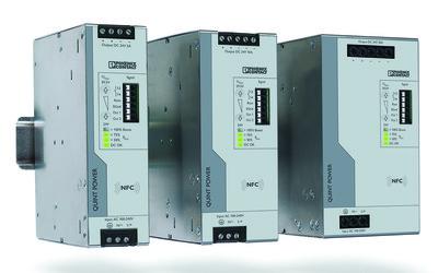 Phoenix Contact QUINT POWER IV power supplies