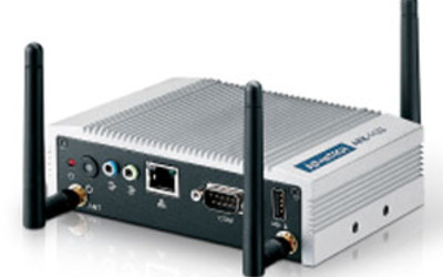 Advantech series of edge intelligence servers