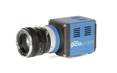 PCO.edge Scientific CMOS 4.2 MP Microscopy Camera