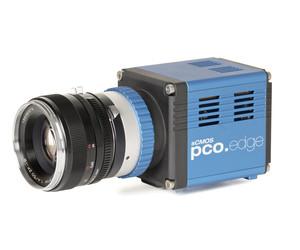 Pco edge scmos 4.2mp camera