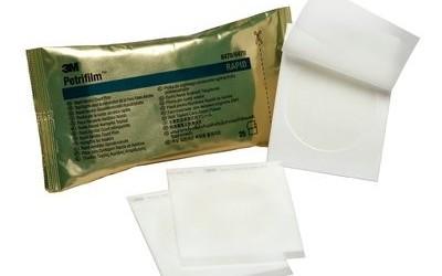 Petrifilm Rapid Aerobic Count Plates