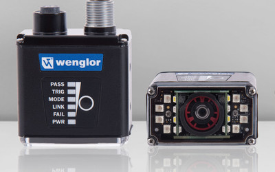 Wenglor series C5KC and C5PC 1D/2D stationary code scanners