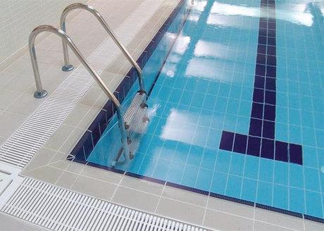 Commercial Grade Pool Safe Tiles