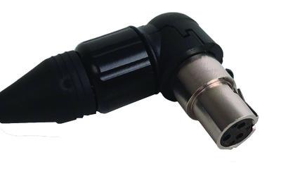 Switchcraft TARA series Tini-QG Mini-XLR cord connector