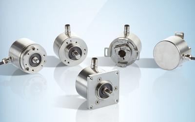SICK AFS60, AFM60 and DFS60 Inox encoders