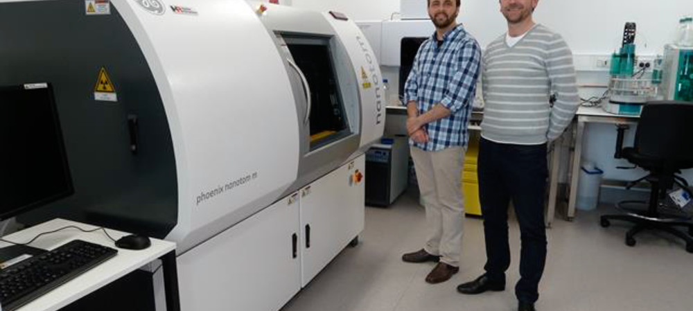 Geoscience research gets a 3D boost
