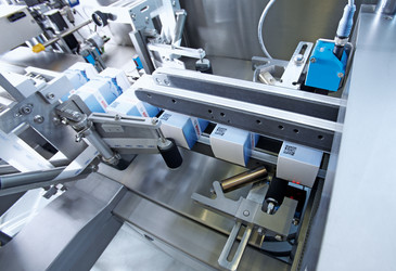 Serialisation to protect against tampering of pharmaceutical products