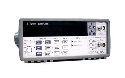 Keysight 53181A 3 frequency counter