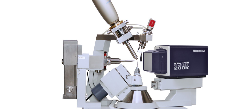 Kiwi crystallographers benefit from X-ray diffractometer