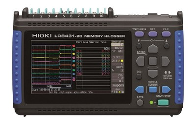 Hioki LR8431-20 HiLOGGER data logger