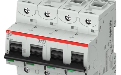 ABB S800PV-SP high-performance string protection MCB