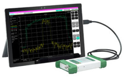 Anritsu Ultraportable Spectrum Analyser up to 110 GHz