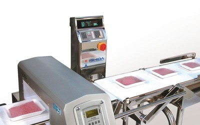 Ishida DACS checkweigher and CEIA metal detector systems
