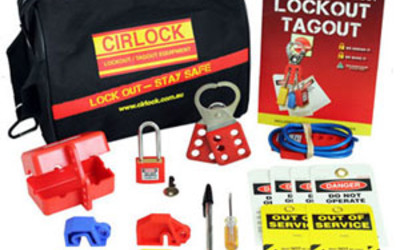 Cirlock contractor lockout kits