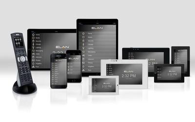 ELAN Entertainment & Control System