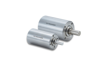 FAULHABER 26/1R and 32/3R Series planetary gearheads