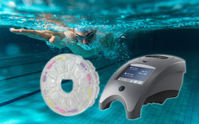 3-Test Disc for Lamotte WaterLink Spin Touch