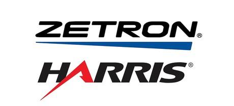 Zetron harris combined logo