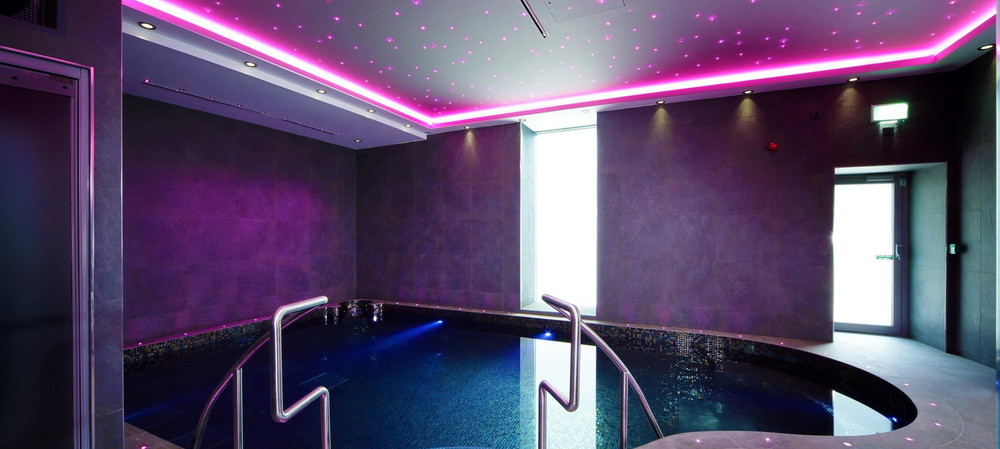 Filter media delivers crystal clear water for hydrotherapy pool