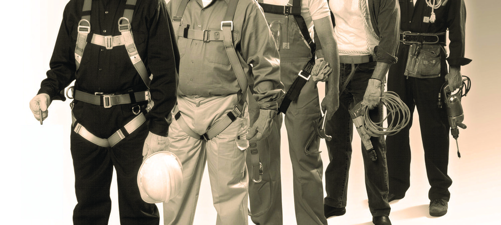 The changing face of fall protection