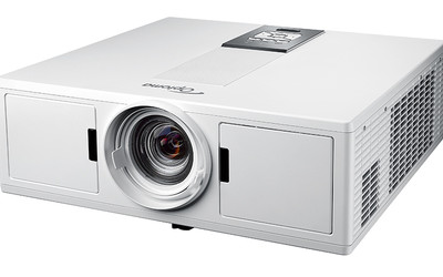 Optoma ZU510T entry-level laser projector