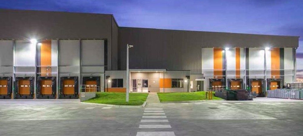 Vaughan builds award-winning facility for Woolworths