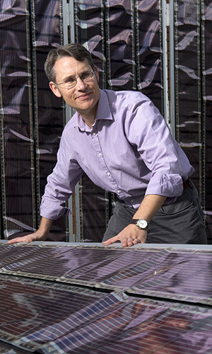 Printed solar