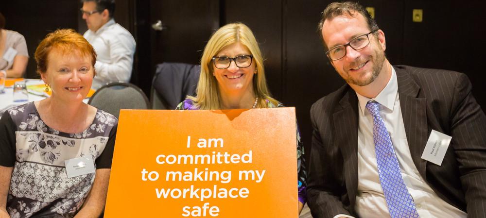 Businesses share expertise in safety mentoring program
