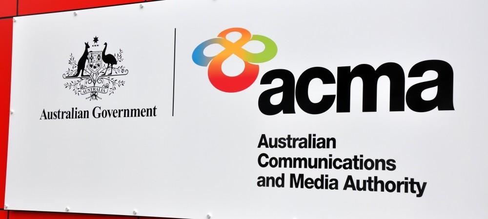 Canberra agrees ACMA needs reform