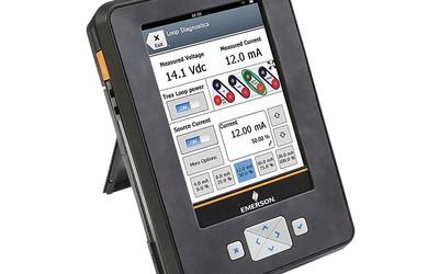 Emerson AMS Trex device communicator