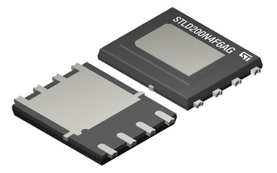 STMicroelectronics STLD200N4F6AG and STLD125N4F6AG automotive power MOSFETs