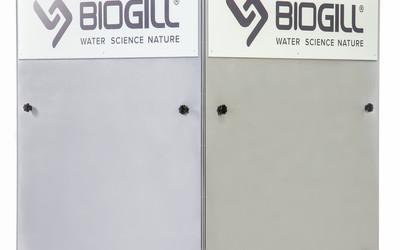 BioGill Tower above-ground bioreactor