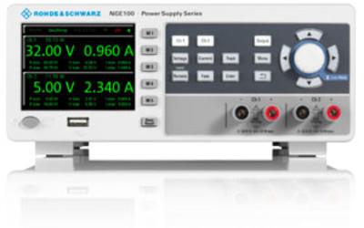 Rohde & Schwarz NGE100 power supply series