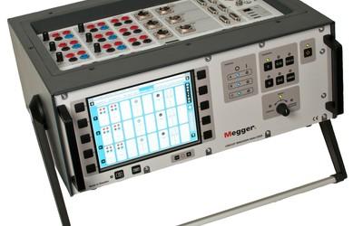 Megger TM1760 circuit breaker analyser system
