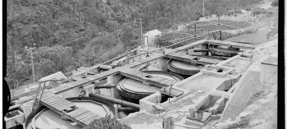 History of wastewater treatment in Sydney