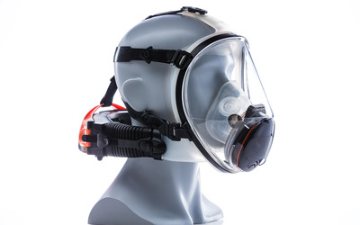 CleanSpace Powered P3 respirators