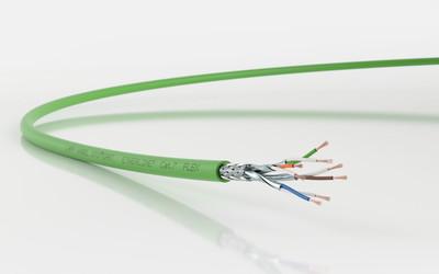 Lapp Group ETHERLINE torsion-resistant Ethernet cable