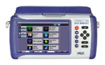 VeEX VePAL CX380s-D3.1 test solution