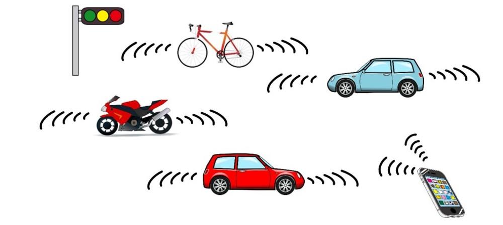 Low-voltage amplifiers for automotive radars
