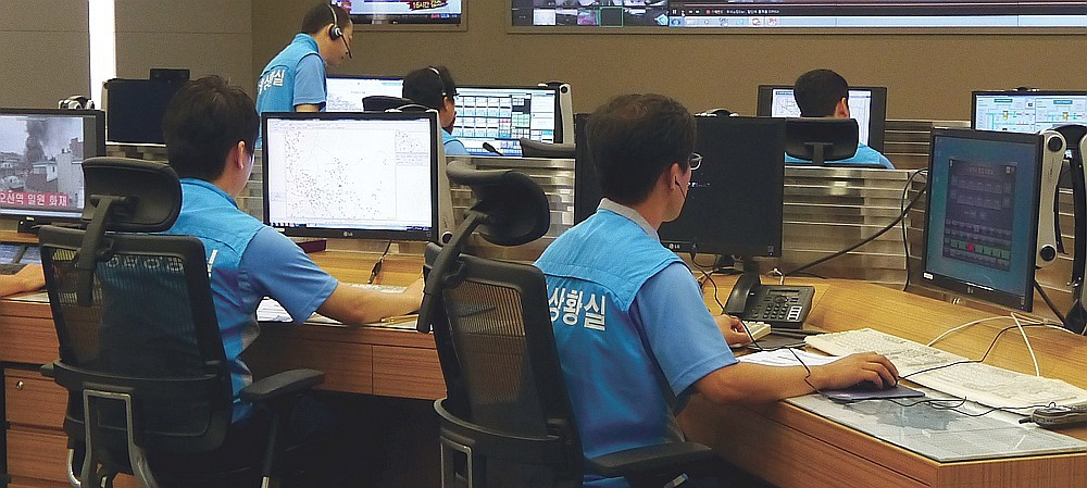 ICCRA sets out control rooms challenges