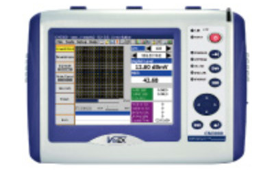 VeEX CM3000 and CM3800 network analysers