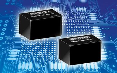 RECOM RAC01-G and RAC02-G series AC/DC converters